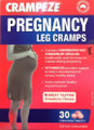 Contains Magnesium With Homoeopathic Viburnum Opulus Traditionally Used for Relieving Muscular Cramps & Spasms During Pregnancy
