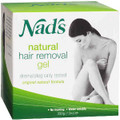 Nad's Natural Hair Removal Gel is an award winning, dermatologically tested safe an easy alternative to hot waxed based hair removal methods.