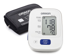 FREE DELIVERY - Omron Standard Intellisense Blood Pressure Monitor HEM-7121 - a Simple One-Touch Operation for Home Blood Pressure Monitoring