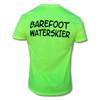 Vintage Badge Barefoot Waterskier Tee (Neon Yellow)