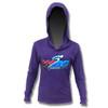 WBC Long Sleeved Summer Hoodie (Purple)