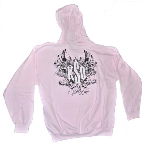 WBC/KSO Pink Hoodie