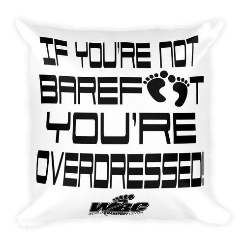 Overdressed Pillow