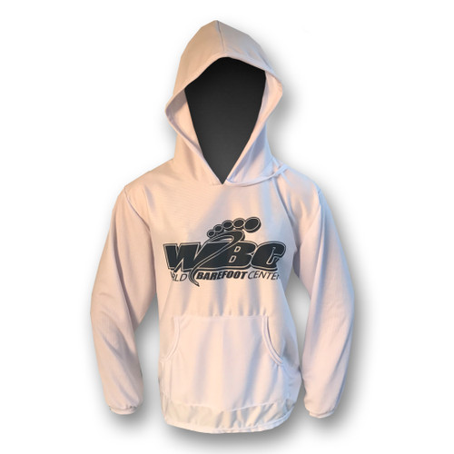 WBC Eagle Cool Plus Hoodie (White)