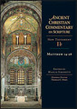 COMMENTARY ON NEW TESTAMENT MATTHEW #2 Patristic Commentaries