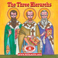 THE THREE HIERARCHS, No. 20 (From the Paterikon for Kids Set 13-20)