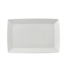 Thomas Loft White Rectangular Tray 11""