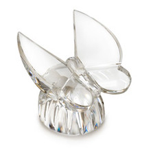 Butterfly Collectible Clear