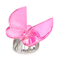 Butterfly Collectible Pink