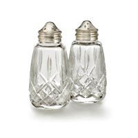 Lismore Tableware Salt & Pepper