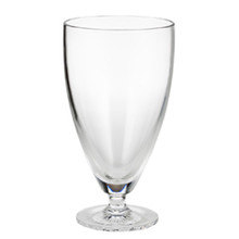 Waterford Clear Light FTD. Beverage Glass Pair
