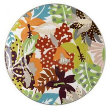 Missoni Tropical Bone China Round Plate 12 1/4""