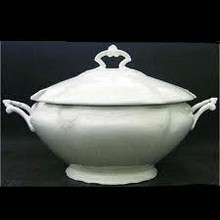 Rosenthal Baronesse White Soup Tureen 116 Oz (Special Import)