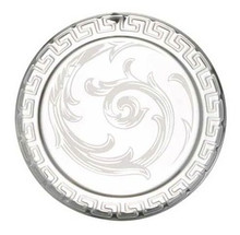Versace Arabesque Clear Coaster