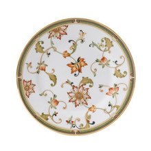 "Wedgwood Oberon Flora Salad Plate 8"" Set of 4"