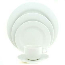 Rosenthal Moon White 5 Piece Place Setting