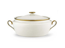 Lenox Eternal Covered Vegetable Bowl 96 oz