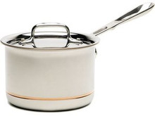 Copper-Core Sauce Pan 2 Qt. w/ Lid