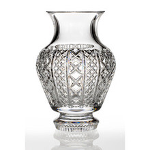 "WATERFORD CRYSTAL GIFTWARE FLUEROLOGY KAY 9"" FOOTED CACHEPOT"