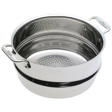 Professional Steamer 8 Qt. (Fits 6, 8, 12 Qt. Stockpots)