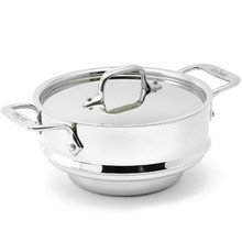All-Purpose Steamer 3 Qt. w/Lid