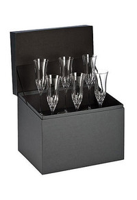 Lismore Essence Champagne Flute 8 oz Set of 6