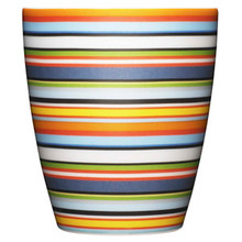 Iittala Origo Orange Tumbler 9.75 oz