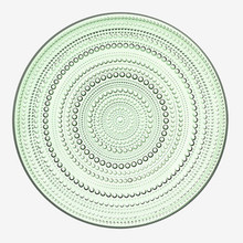 Iittala Kastehelmi Apple Green Plate 12.25""