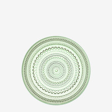 Iittala Kastehelmi Apple Green Plate 6.75""