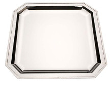 "Landon Square Tray, 14"" Sq."