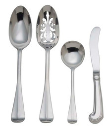 Royal Scroll 4-Piece Hostess Set