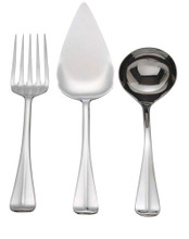 Royal Scroll 3-Piece Serving Set