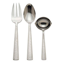 Sebago 3 pc Serve Set