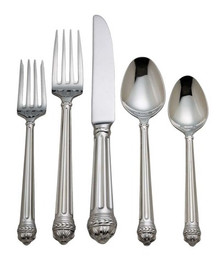 Reed & Barton Stainless Portico 5-Piece Place Set