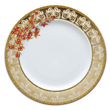 Versace Christmas in Your Heart Salad / Dessert Plate 8 1/2""