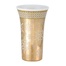 Versace Christmas In Your Heart Vase 10 1/4""