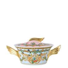 Versace Butterfly Garden Covered Vegetable Bowl, 54oz.