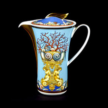 Versace Les Tresors de la Mer Coffee Pot, 40oz.