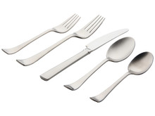 Dansk Cafe Blanc 20 Piece Place Setting = 4 x 5 Place Settings