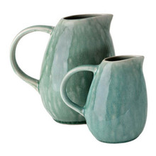 Jars Tourron Jade Pitcher 33.8 oz.
