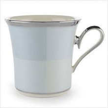 Lenox Blue Frost Accent Mug 12 Oz (Set of 4)