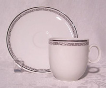 Stonegate / Heritage Bavarian Countess Demi Tasse Cup & Saucer