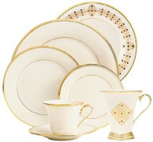 Lenox Eternal 5 Piece Place Setting