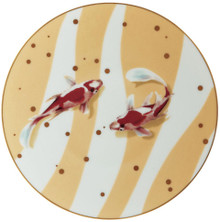 Raynaud Constellation Carp Dessert Plate