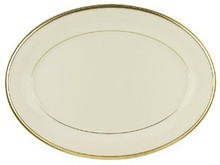 Lenox Eternal Oval Platter 13""