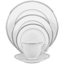 Lenox Federal Platinum 5 Piece Place Setting