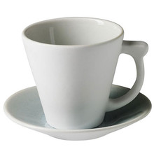 Jars Vuelta Ocean Blue Coffee Cup & Saucer (Set of 4)