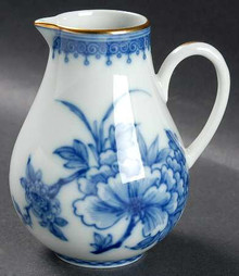 Mottahedeh Imperial Blue Creamer
