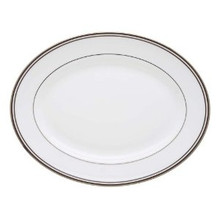Lenox Federal Platinum Oval Platter 13""