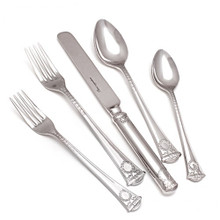 Heritage House's Ricci Romanov Court 20-Piece Flatware Set (4x5-Piece Place Set)